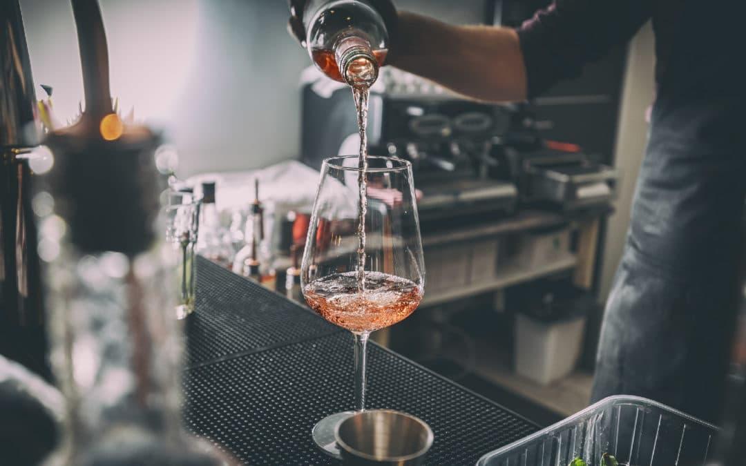Różowe wino zHiszpanii: Conde Valdemar Rose