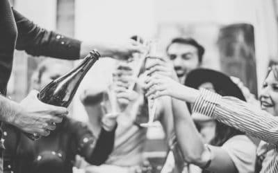 Kolacja degustacyjna iProsecco Party wStarej Rzeźni wSzczecinie