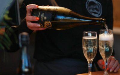 Relacja zdegustacji win Ca'Tullio: kolacja degustacyjna iProsecco Party