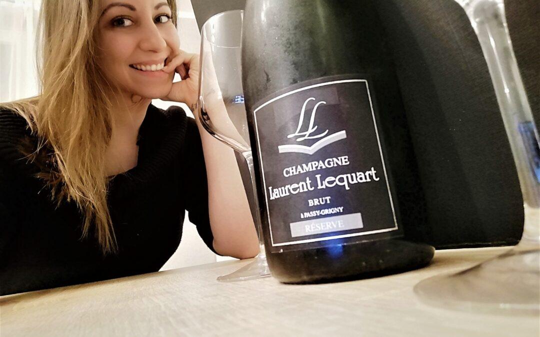 Wineland: Laurent Lequart Reserve Brut